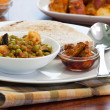 Royalty-Free Stock Photo: Indian food - Vegetable Curry