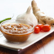 Indian Curry Sauce - Stock Photo