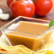 Salsa sauce — Stock Photo
