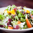 Stock Photo: Cranberry Waldorf Salad