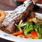 Gaelic Steak — Stock Photo