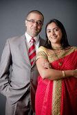 East Indian Couple — Stock Photo