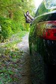 Roadtrip - chilla — Stockfoto