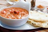 Butter Chicken - Punjabi Style — Stock Photo