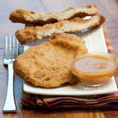 Chicken Cutlets — Stock Photo