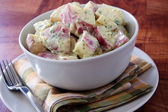 Red Dijon Potato Salad — Stock Photo