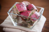 Red Potato Salad — Stock Photo