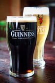Guinness and Alexander Keith's — Stock Photo