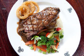 Gaelic Steak — Stock Photo