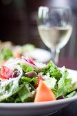 Grekisk sallad — Stockfoto