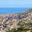 City landscape - Alanya. Turkey — Stock Photo