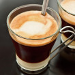 Foto de Stock  : Cups of coffee