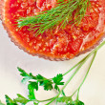 Tomato sauce — Stock Photo #7579908