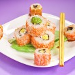 Makisushi rolls — Stock Photo #7840237