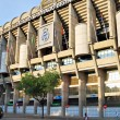 Stadium Santiago Bernabeu — Stock Photo #7840950