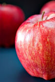 Red fresh apples — Stock Photo