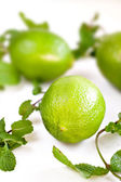 Lime frukt — Stockfoto