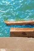 Sea stone cost — Stock Photo