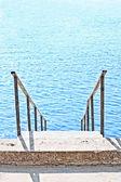 Mar piedra costo — Foto de Stock