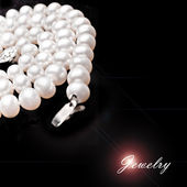 Elegantie juwelen — Stockfoto