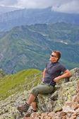 Alps Chamonix — Stock Photo