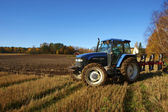 芬兰农业 — 图库照片