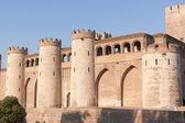 Aljaferia Palace in Zaragoza — Stock Photo