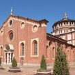 SantMaridelle Grazie in Mil(Italy) — Stock Photo #7633284