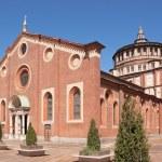 Santa Maria delle Grazie in Milan (Italy) — Stock Photo #7633284