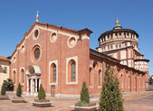 Santa Maria delle Grazie in Milan (Italy) — Stock Photo