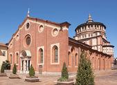 Santa Maria delle Grazie in Milan (Italy) — Foto Stock