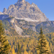 Royalty-Free Stock Photo: Tre Cime di Lavaredo - Drei Zinnen