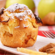 apple muffin — Lizenzfreies Foto