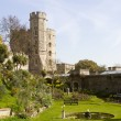 Windsor Castle Garden — Stock Photo