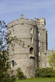 Windsor Castle Turret.CR2 — Stock Photo