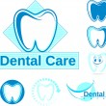 Dental vector designs — Stock Vector