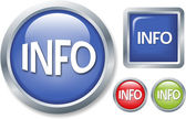 Pulsante info — Foto Stock