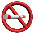 Stop smoking sign — Stock Photo #7434435