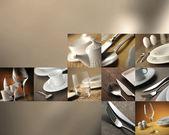Cover restaurant menù — Stock Photo