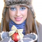 Polish brunette — Stock Photo #7831064