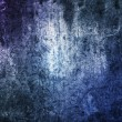 Purple blue grunge concrete textured background — Stock Photo