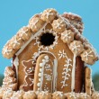 Christmas gingerbread house — Stock Photo #7413929
