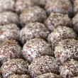 Rum balls - Stock Photo