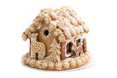 Christmas gingerbread house — Foto de Stock