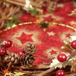 Christmas wreath — Stock Photo #7423942