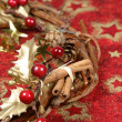 Christmas wreath — Stock Photo #7423945