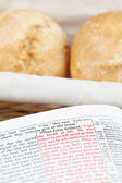 Bread of life — Stock Photo