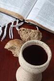 Communion — Foto Stock
