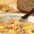 Cabbage soup — Stock Photo #7441218