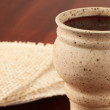 Celebrating Passover — Stock Photo #7442983